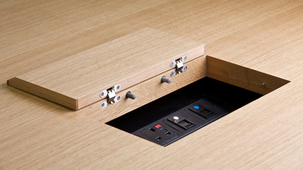 Cable access Flap 4 JCL Workbench Design