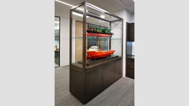 Model Display Unit
