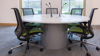 Collaborative A.V Table