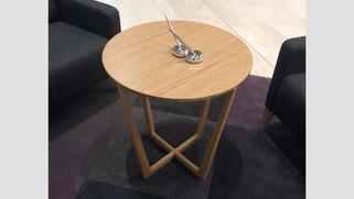 Edie Round Coffee Table