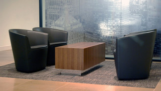 Box Base Coffee Table