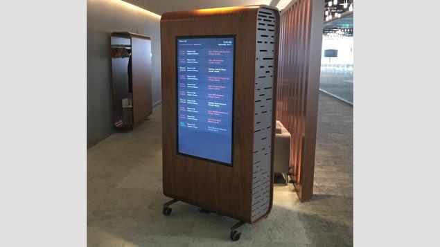 Digital, Mobile Display Unit