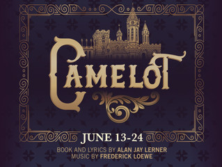Lerner & Loewe's 'Camelot' at New London Barn Playhouse