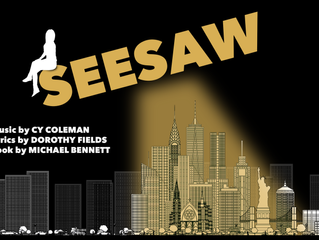 'Seesaw' ~ Off-Broadway