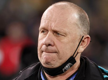 Another opportunity another failure, Port Adelaide is not a premiership contender