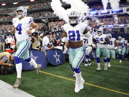 Improvement needed for Cowboys after last season's horror show.