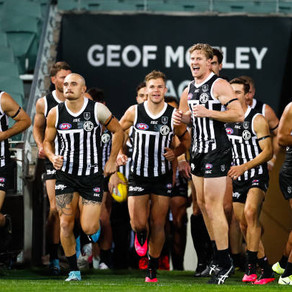 Let Port Adelaide wear its prison bar jumper AFL, stop dragging your feet.