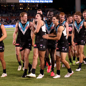 Port Adelaide's youth continues to be a shining light in 2021.