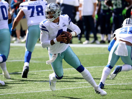 With the NFL schedule now released, how far can the Dallas Cowboys go?