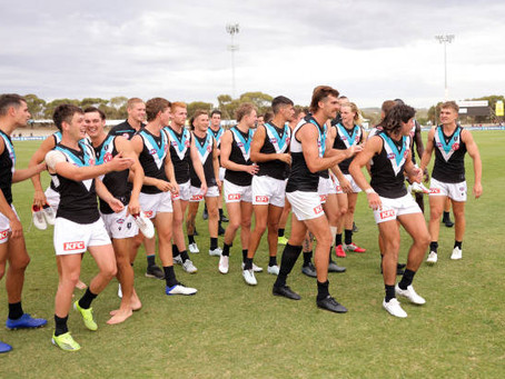 After Crows hammering, Power raring to go for Round 1