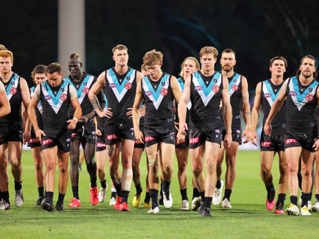 Bulldogs show their worth as Port come up short yet again in clash of heavyweights.