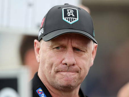 Port Adelaide's opening month will tell us a lot about their flag credentials.