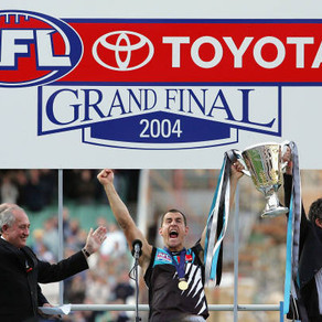 Coaching mastermind- Mark Williams and his effect on the 2004 Port Adelaide side .