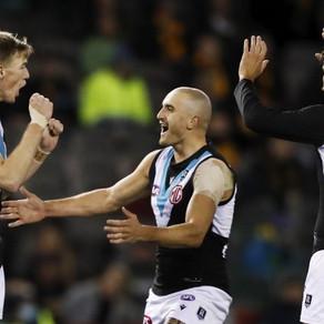 Melbourne clash huge opportunity for Port Adelaide