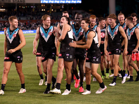 PAFC Player of the Week Round 4