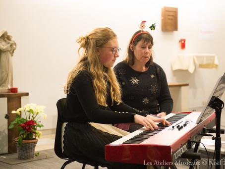 Les photos du concert de Noël !