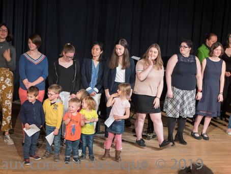 Dernières photos ! (concert de mai 2019)