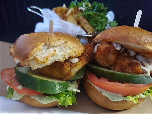 GF BARRY'S CHICKEN SLIDERS