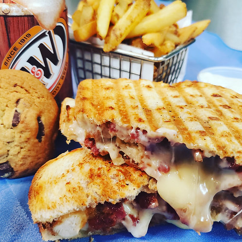 SPECIAL OF THE WEEK- CHICKEN BACON RANCH PANINI