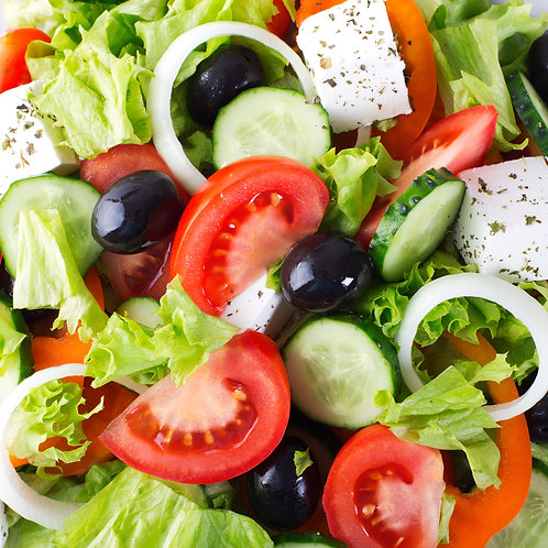 GF GREEK SALAD