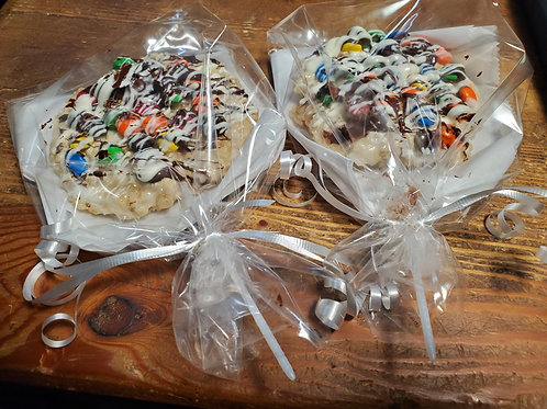 RICE KRISPY TREAT BOUQUET- Delivery Service Only
