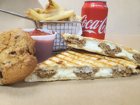 SPECIAL OF THE WEEK - MEATLOAF PANINI