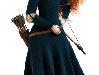 Merida is Ready for Action!