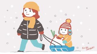 冬のお買い物