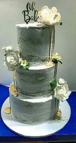 Cake #7