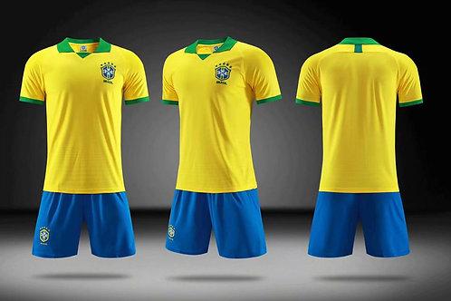 Brazil Kit de Casa 19/20
