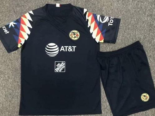 Club America Kit Visita 19/20
