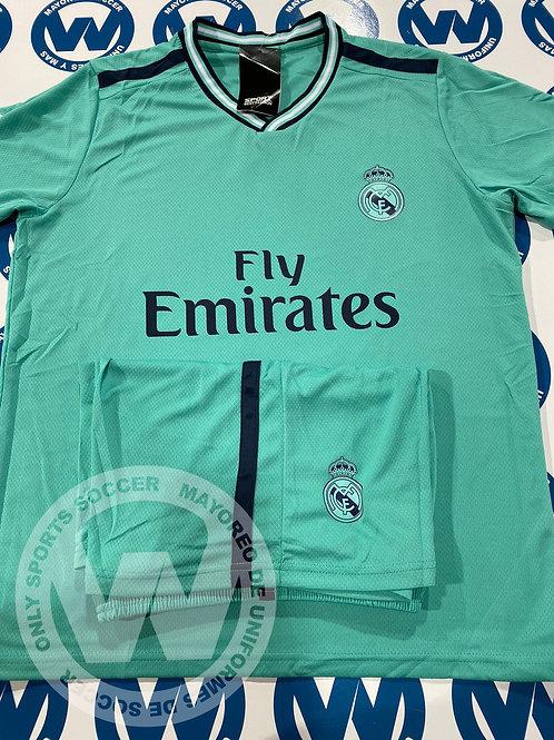 Real Madrid Kit Visita
