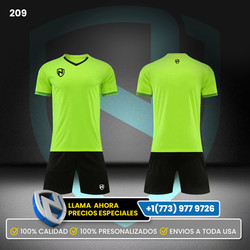 209 Uniformes de Soccer 10
