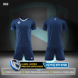202 Uniformes de Soccer 2