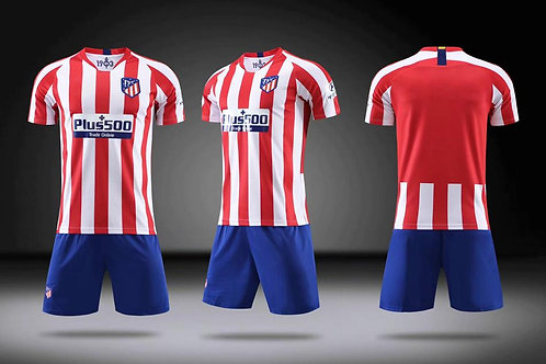 Atletico de Madrid Kit Casa 19/20