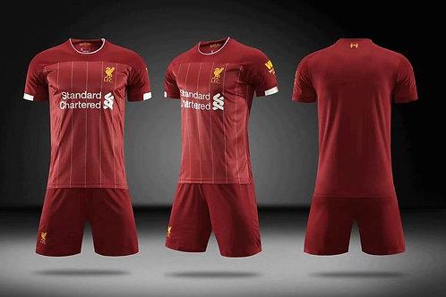Liverpool Kit de Casa