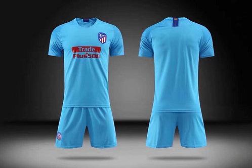 Atletico de Madrid Kit Visita 18/19