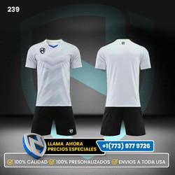 239 Uniformes de Soccer 39