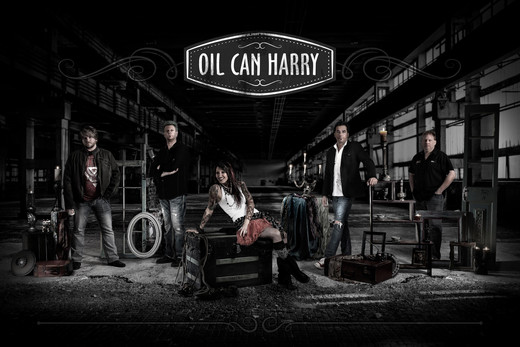 OIL CAN HARRY