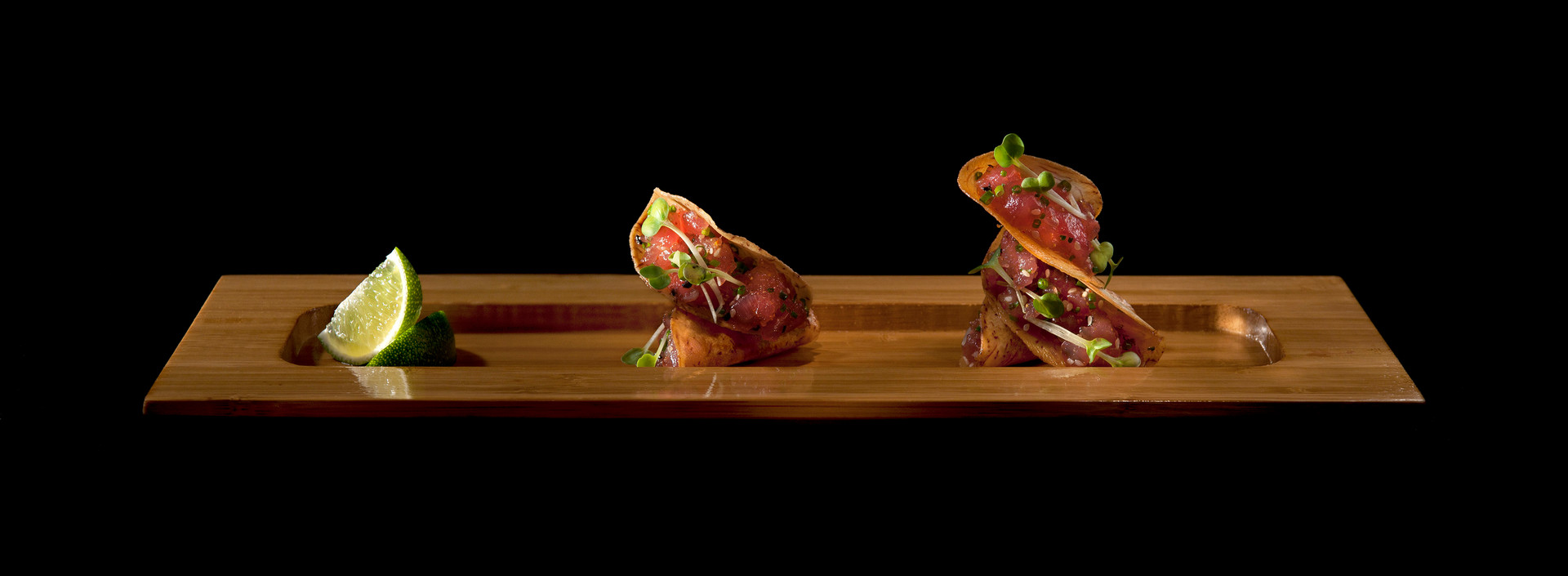Small Plate Tacos