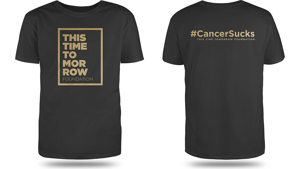 TTTF #CancerSucks RAK T-Shirt