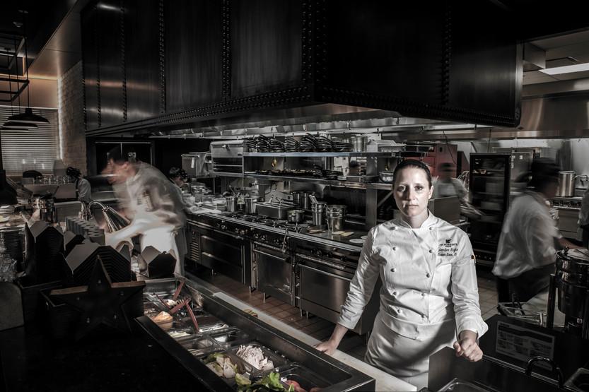Chef Jennifer