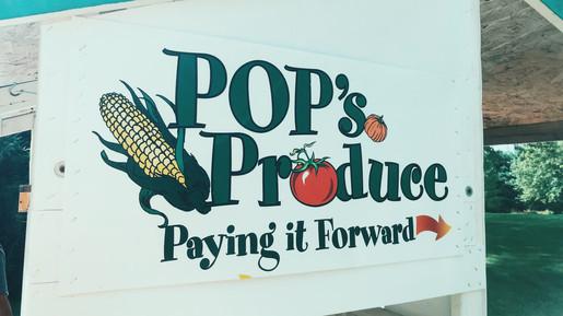 Pop's TTTF Corn Stand