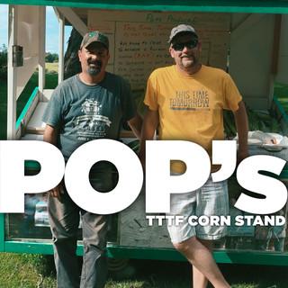 TTTF POPS CORN STAND
