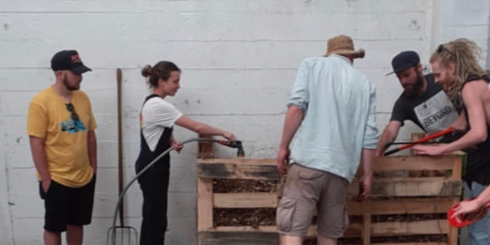 Introduction to Green Lane Composting - Sunday April 11th