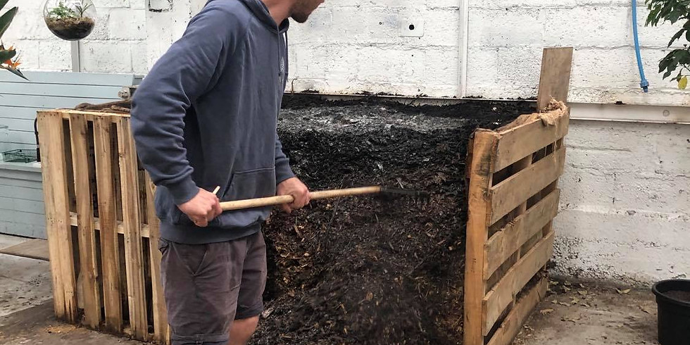 Introduction to Green Lane Composting - Sunday April 4th