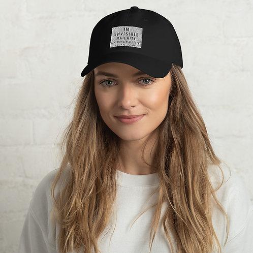Invisible Majority Dad hat