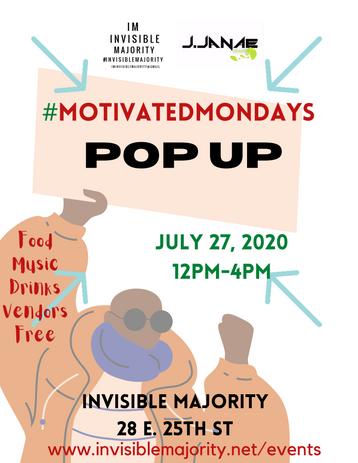 #MotivatedMondays Juneteenth Pop Up (12)