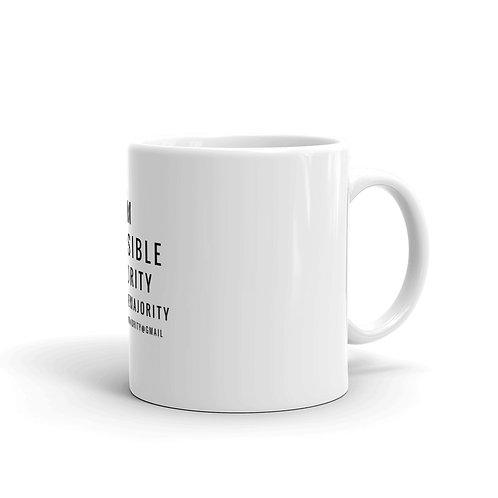Invisible Majority Mug