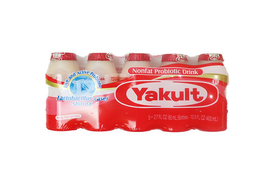 Yakult Non Fate Ptobiotic Drink (5 bottl